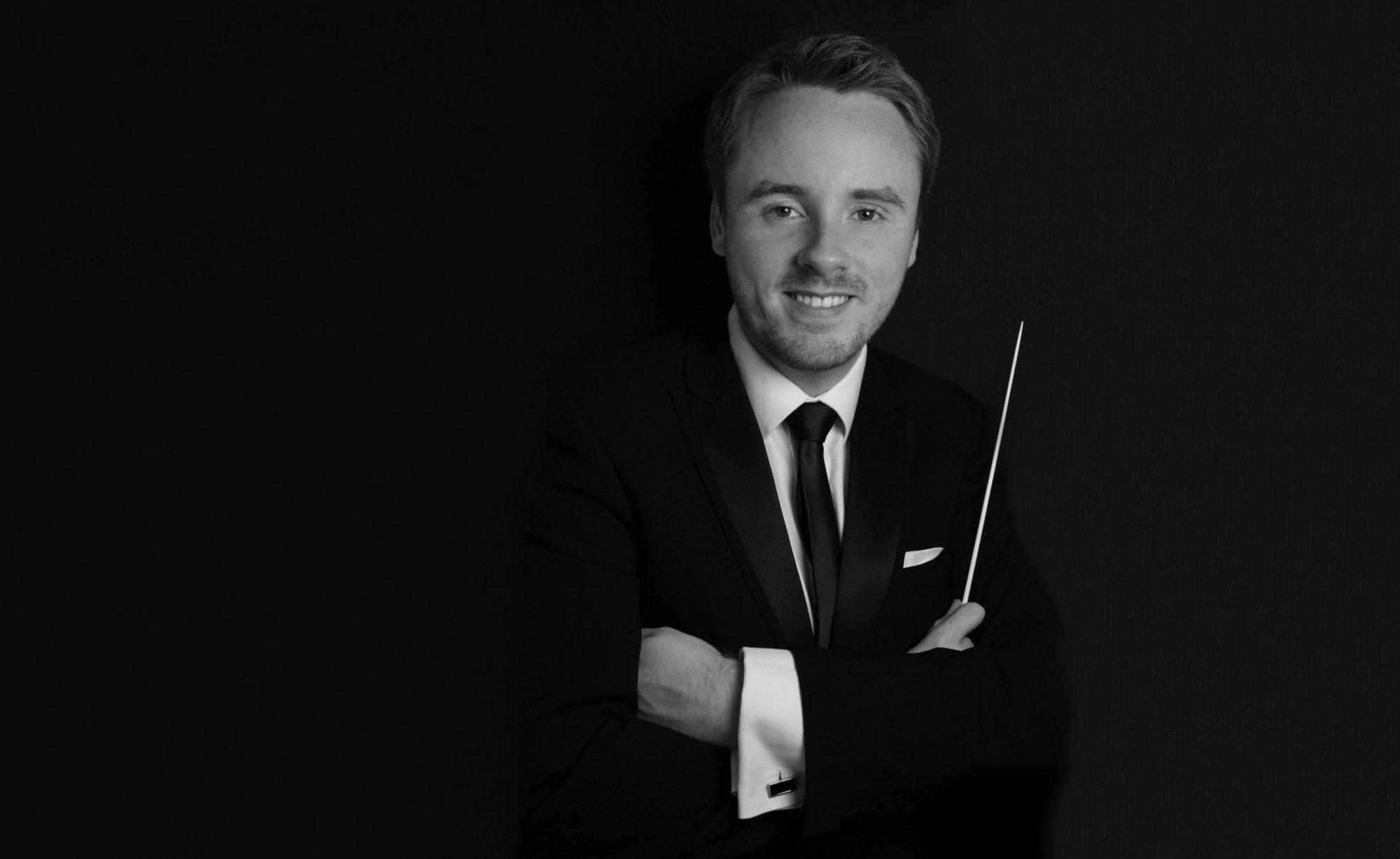 Adam Cooke - Conductor